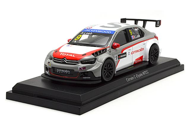 ノレブ/シトロエン Cエリーゼ WTCC 2014 S.Loeb #9