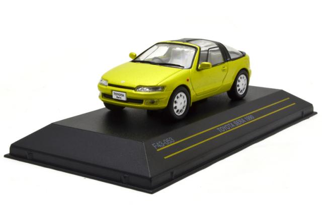 ファースト43/トヨタ セラ 1990 Mライトグリーン
