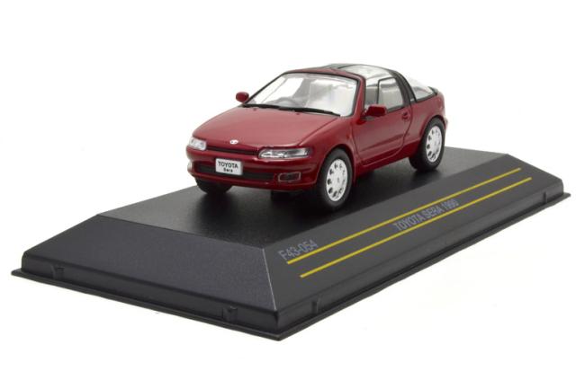 ファースト43/トヨタ セラ 1990 レッド
