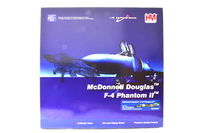 ホビーマスター/マクダネル ダグラス F-4F ファントムII  ドイツ空軍 第71戦闘航空団 「リヒトホーフェン」 ヴィットムントハーフェン基地 2013