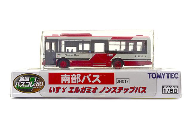 トミーテック/全国バスコレ 南部バス いすゞエルガミオ ノンステップバス