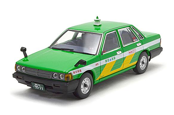 トミカリミテッドヴィンテージ ネオ/日産セドリック オリジナルタクシー(東京無線)1988年式