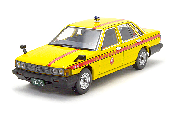 トミカリミテッドヴィンテージ ネオ/日産セドリック オリジナルタクシー(日本交通)1988年式