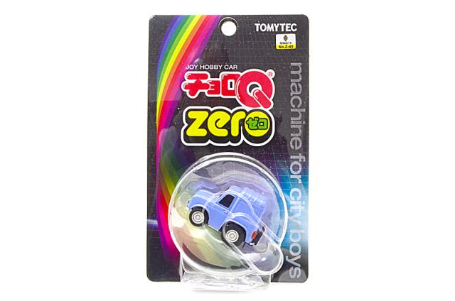 チョロQ zero/ルノー4 フルゴネット 水色