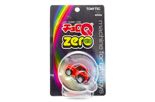 チョロQ zero/ルノー5 ターボ 赤