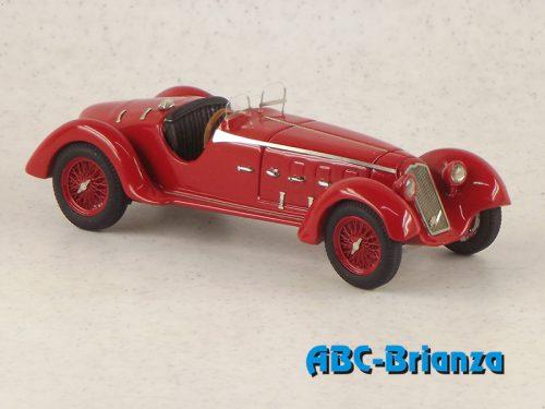 ABC317R - ALFA ROMEO 1750 SS CH.03012901 - 1929 RED