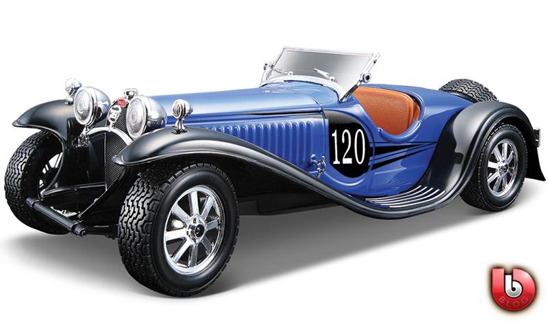 "1/24 Bugatti ""Type 55"" Kit"