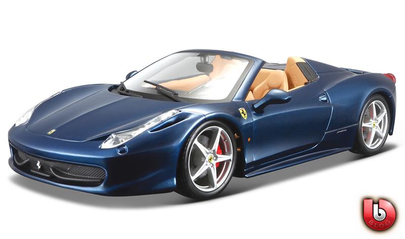 1/24 Ferrari 458 Spider