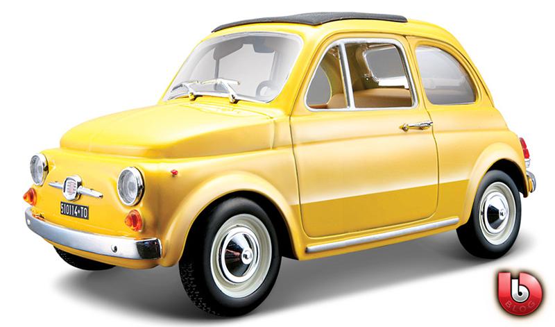 1/24 Fiat 500