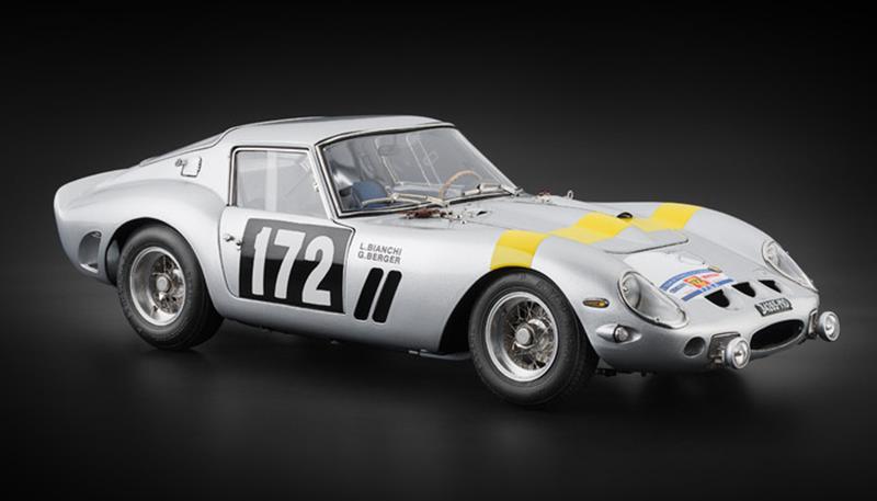 CMC Ferrari 250 GTO, Tour de France 1964 #172