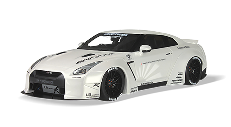 LB Performance Nissan GT-R