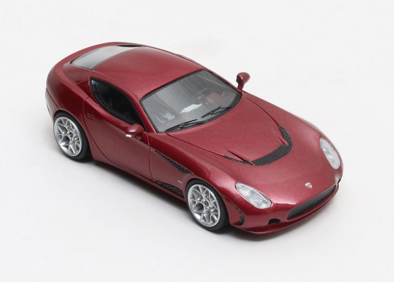 1/43 Zagato Perana Z-one red metallic 2009