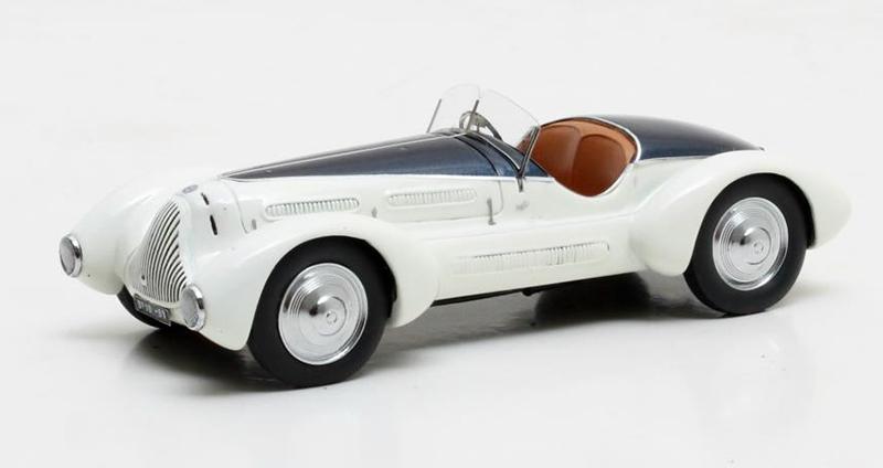 1/43                  Alfa Romeo 6C 1750 Gran Sport Aprile Spider Corsa wit 1931