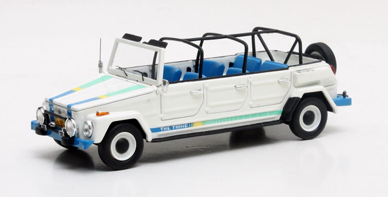 1/43 VW Thing Limousine white 1979
