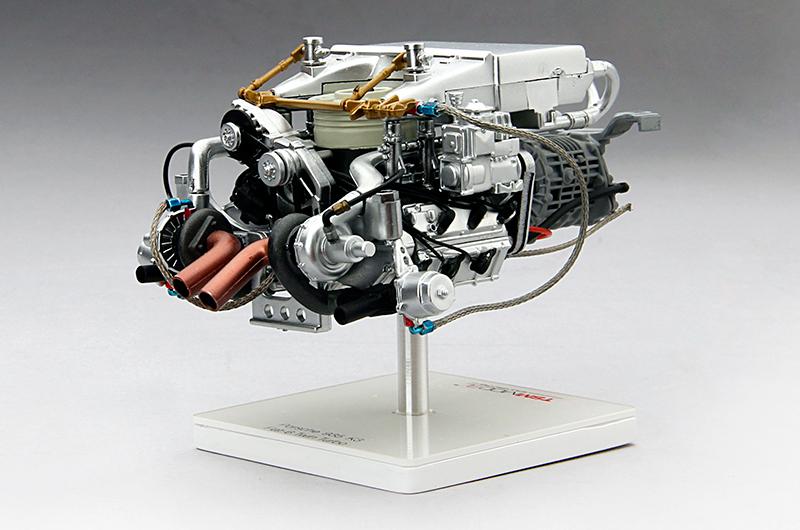 Porsche 935 K3 Twin Turbo Engine